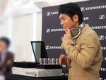 ゼンハイザー、600万円超すヘッドフォンシステム「HE-1」を国内で公開