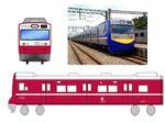 台湾鉄道を「赤い京急」が走る