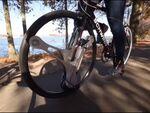 手持ちの自転車を電動アシスト化する前輪「GeoOrbital」