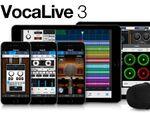 IK Multimedia、録音アプリの新バージョン「VocaLive 3 for iPhone/iPad」を公開
