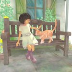 「友達の猫を探しに」盲目の少女の世界を表現した異色アドベンチャー『Beyond Eyes』:Steam