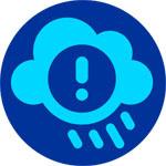 梅雨時でもびしょ濡れにならないためのアプリ3選