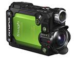 オリンパスが5つのセンサーを内蔵するアクションカメラを発表