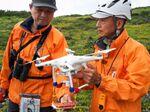 日本山岳救助機構、ドローンによる山岳遭難者捜索技術を開発