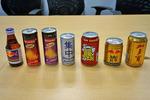 東南アジア系のエナドリからお茶まで7種類一気飲み!