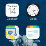 iOS 10、不要なプリインアプリ消せるようになるかも