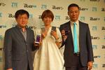 ZTE、コスパ良しの「BLADE V7 Lite」「BLADE E01」を発表! 歌手のhitomiさんも好感触