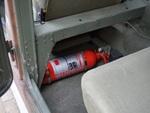米軍車両「ハンヴィー」に搭載する最適な消火器を選んでみた