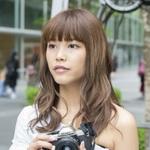 9nine吉井香奈恵が写す、フィルムカメラと有楽町の街
