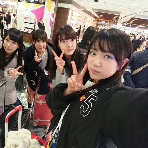 女子ペリア! アイドルカレッジの石塚汐花ちゃんが雪国からグルーフィー!【Xperia×アイドル】