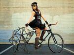 絶対に二度見する、歩く自転車「Walking Bike」がキモ格好いい