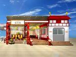逗子海岸にau海の家「乙ちゃんの竜宮城」が7月18日オープン