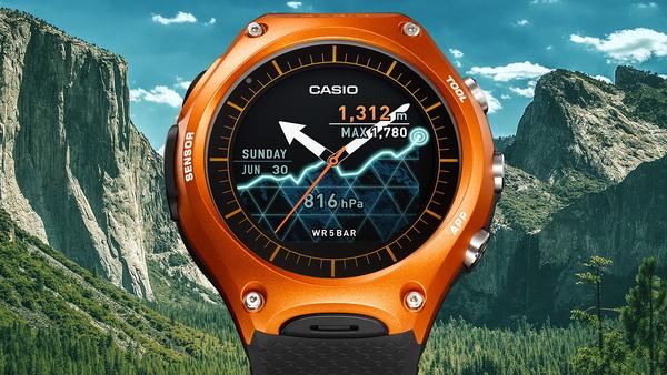 「Smart Outdoor Watch WSD-F10」