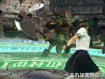 PDトウキョウ、剣と盾で怪物と戦うVRコンテンツ『CIRCLE of SAVIORS』をリアルタイムMR技術で展示