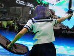 制服姿のVRアクションや激カワVRアイドルがヤバイ「Unity VR EXPO」体験レビュー