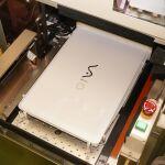 精密すぎる! 安曇野の匠の技「VAIOのレーザー刻印技術」を見てきた!