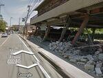 Google、熊本地震被災地のストリートビュー公開