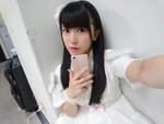 女子ペリア!Ange☆Reveから渡辺くるみちゃんが天使のような自撮りを披露【Xperia×アイドル】