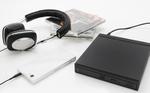 PCレスでiPhoneにCD音源を直接取り込めるドライブ