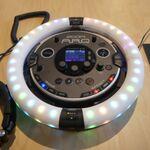 """ZOOMのすごい""""円盤型""""電子楽器! プレゼンはパルックを持って実施"""