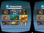 3Dモデルの投稿・共有サービス「Sketchfab」でVR体験が可能に