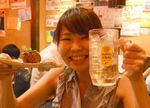 生ビール190円!中野のセンベロ「ゴエモン」のもつ煮が最高だった