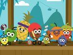 キュートなフルーツがリオの街をかけめぐる! 「Doodle フルーツゲーム 2016」開催