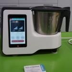 「Androidタブレット搭載の調理器具」世界水準の最新スマホ、家電出揃う