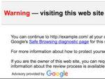 Gmailが新たなセキュリティーを導入、危険性あるサイトクリックで警告表示