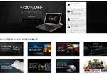 アマゾン、ゲーミングPC デバイスストアをリニューアル! セールと抽選販売を開催