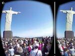 朝日新聞、リオ五輪の会場周辺の360°動画の配信を開始
