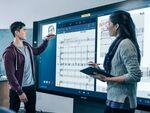 大画面ディスプレー搭載の一体型PC「Microsoft Surface Hub」登場