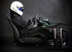 ゲーミングチェアと座椅子のいいとこ取り「Bauhutte ゲーミング座椅子」