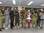 前田 日明教官とサバゲーで対決!  RED STONE「マスケッティア」の魅力をリアルで体験