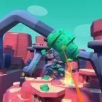 ワイヤーフックVRアクションゲーム「Windlands 2」 高所を飛び移りながら移動する独特の浮遊感が爽快!