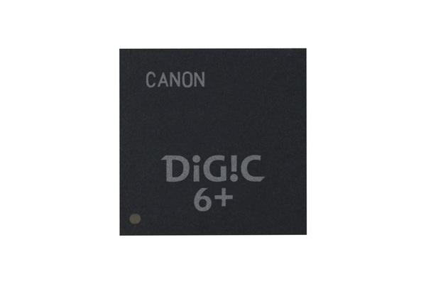 画像処理エンジンの「DIGIC 6+」