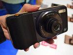 モトローラ最新モデル「Moto Z Play」と新型カメラモジュールを試した