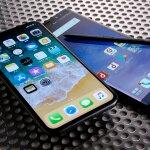 『iPhone X』『Galaxy Note8』 スマホ超高性能2機種おすすめはどっち?