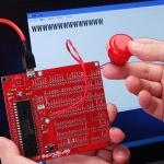 ハンダ使ってキーボードを自作する『キーボードを作ろうぜ!キット』