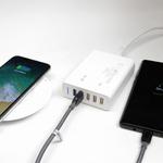 iPhone 8/iPhone Xにおすすめスマホ充電器を選ぶ