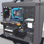 「自作PCシミュレーター」組みたいパーツを簡単配置でおもしろいぞ!