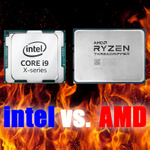 Core i9 vs Ryzen Threadripper、再び始まるx86 CPUの大戦争