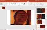 パワーポイント、超簡単に画像入りスライドをかっこよくするワザ【倶楽部】
