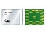 テリット、高速モバイル通信データLTE Cat 4準拠の車載スマートモジュール
