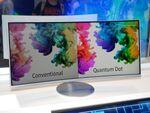 サムスンとLGがIFA 2016で新型湾曲液晶ディスプレーを展示