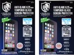 iPhone 7/7 Plus用保護ガラスに、反射防止&ブルーライトカット機能追加