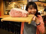 話題の肉の園に潜入!会員権即完売のメチャうま肉料理店