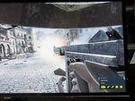 HTCのインテルコーナーで激しく動き回れる期待のVRゲームを体験が可能!