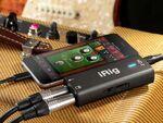 iRig、iPhone 7対応、24bit/96kHz対応の新ギターインターフェース