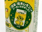 懐かしい味「レモン牛乳」がクリームソーダになった
